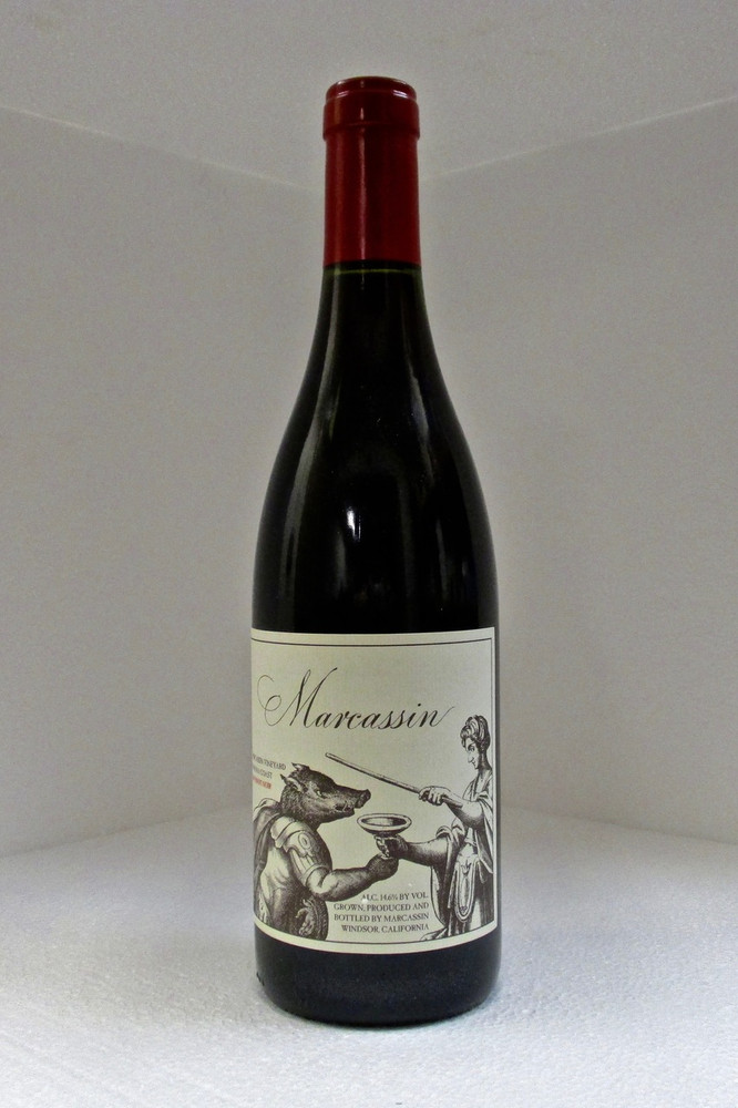 Marcassin Winery Pinot Noir Marcassin Vineyard 2006 750ml