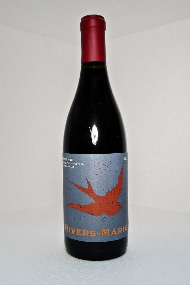 Rivers-Marie Silver Eagle Vineyard Pinot Noir 2011 750ml