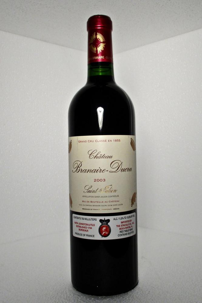Branaire Ducru 2003 750ml