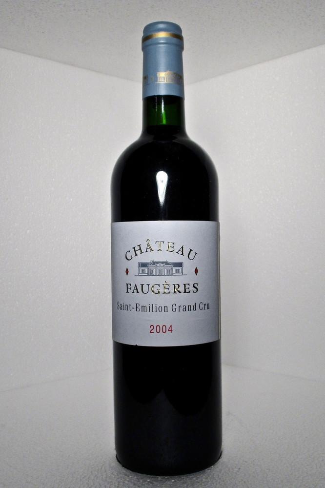 Faugeres Saint-Emilion Grand Cru 2004 750ml