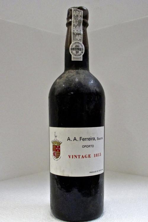 Ferreira Vintage Port 1815 750ml