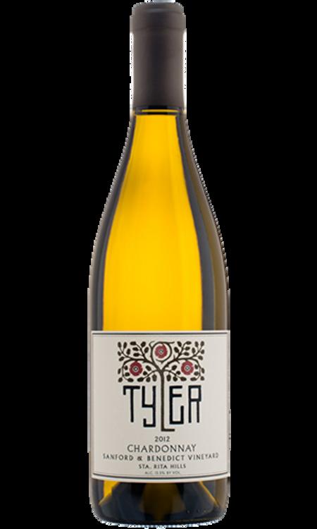 Tyler Chardonnay Sanford & Benedict Vineyard Sta. Rita Hills 2011 750ml