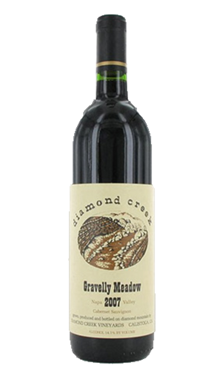 Diamond Creek Gravelly Meadow Cabernet Sauvignon 2007 750ml