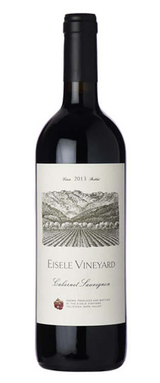 Eisele Vineyard Cabernet Sauvignon St. Helena 2013 750ml (Formerly Araujo)