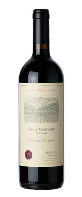 Araujo Estate Eisele Vineyard Cabernet Sauvignon 2012 750ml