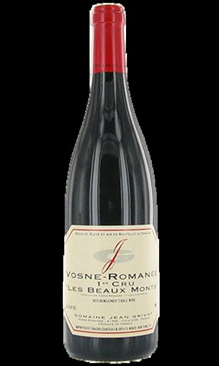 Domaine Jean Grivot Vosne-Romanee Les Beaux Monts 1er Cru 2002 750ml