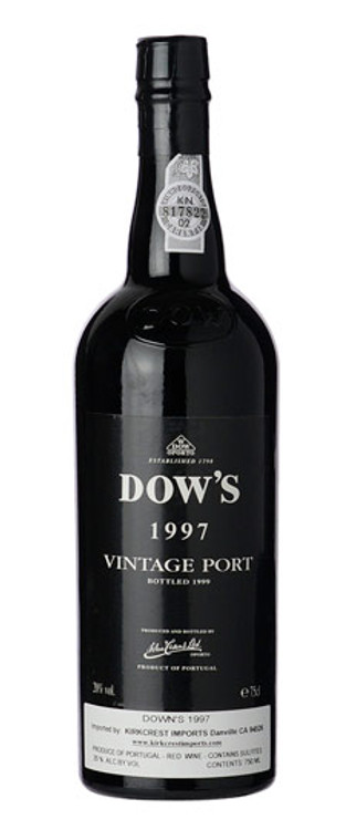 Dow's Vintage Port 1997 750ml