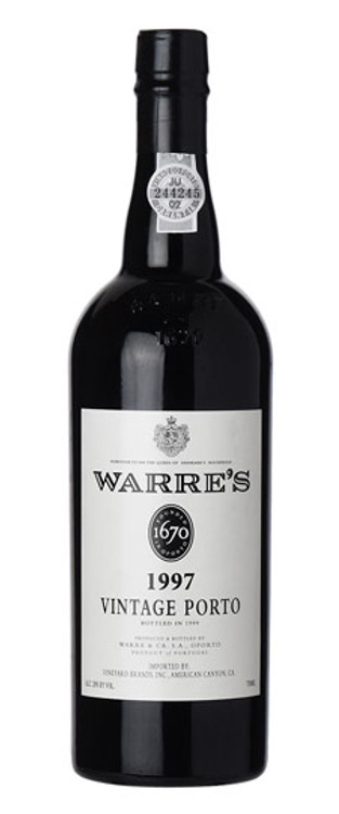 Warre's Vintage Port 1997 750ml