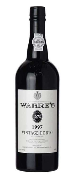 Warre's Vintage Port 1997 750ml