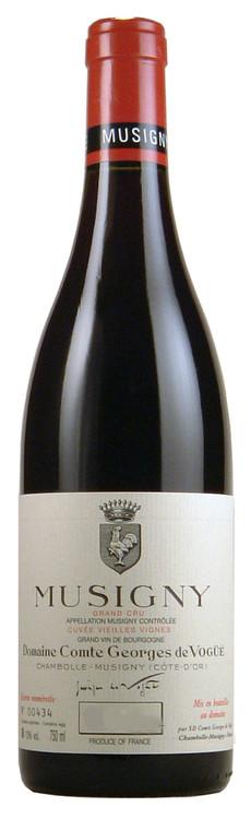 Domaine Comte Georges de Vogue Musigny Cuvee Vieilles Vignes Grand Cru 2015 750ml