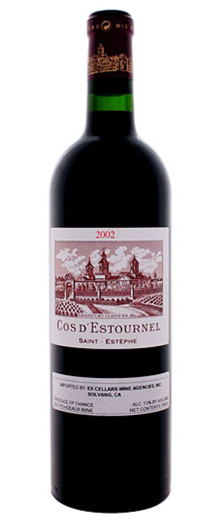 Cos d'Estournel 2002 750ml