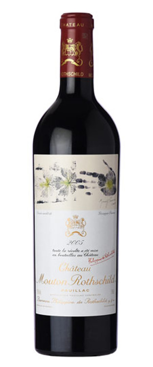 Mouton Rothschild 2005 750ml