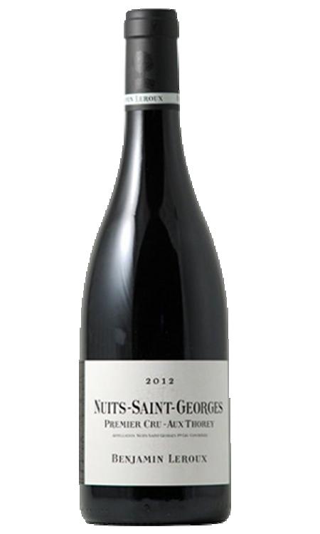 Benjamin Leroux Nuits Saint Georges Aux Thorey 1er Cru 2015 750ml
