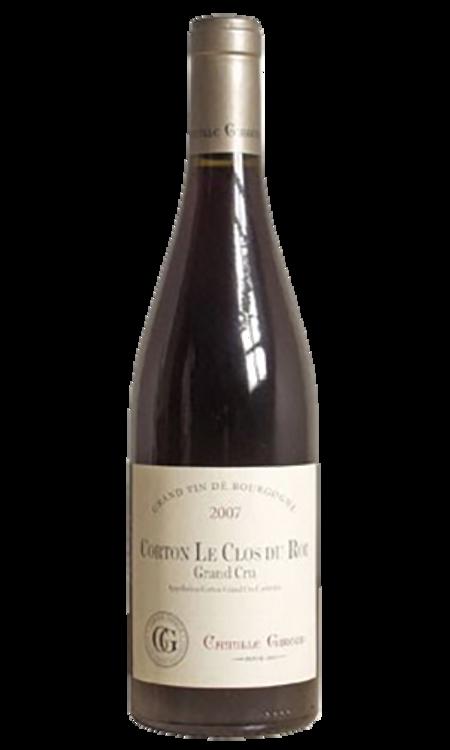 Camille Giroud Corton Le Clos du Roi Grand Cru 2015 750ml
