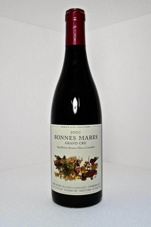 Domaine Saint Martin Bonnes Mares Grand Cru 2002 750ml