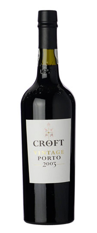 Croft Vintage Port 2003 750ml