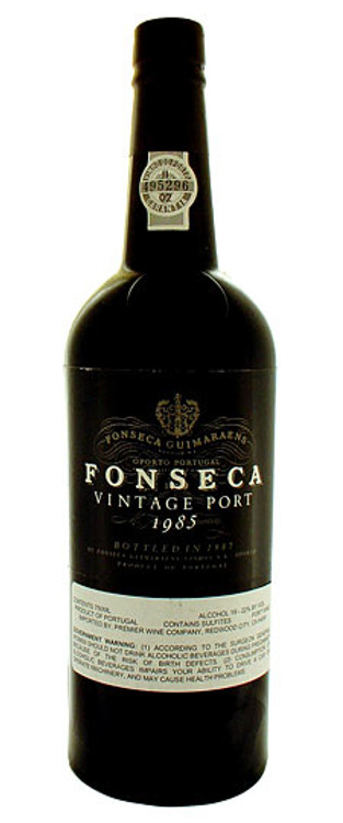 Fonseca Vintage Port 1985 750ml