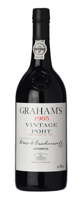 Graham's Vintage Port 1985 750ml