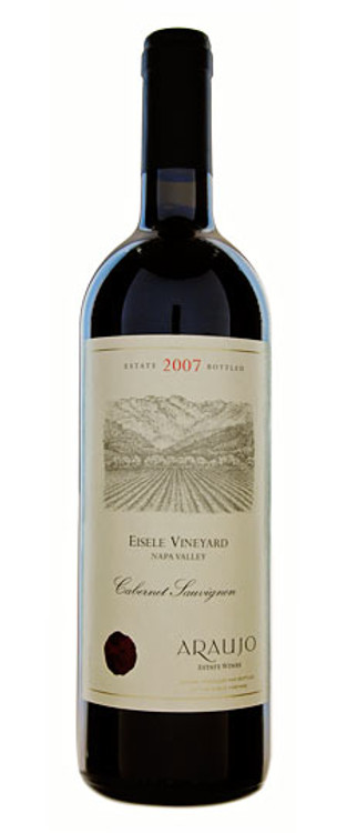 Araujo Estate Eisele Vineyard Cabernet Sauvignon 2007 750ml