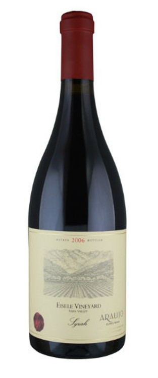 Araujo Estate Eisele Vineyard Syrah 2006 750ml