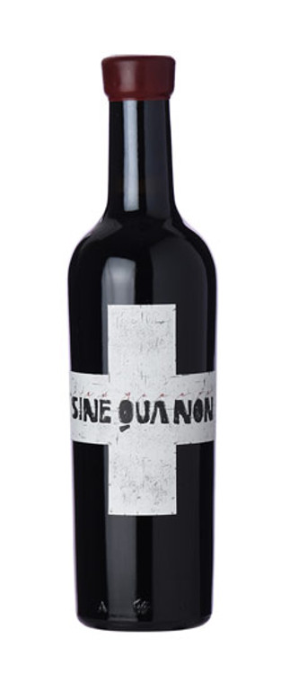 Sine Qua Non To the Rescue Vin de Paille Grenache 2007 375ml