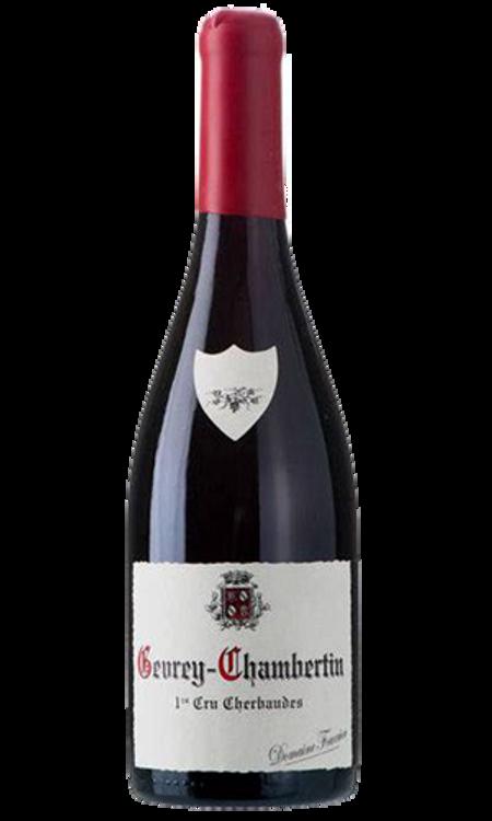 Domaine Fourrier Gevrey-Chambertin Les Cherbaudes Vieilles Vignes 1er Cru 2016 750ml