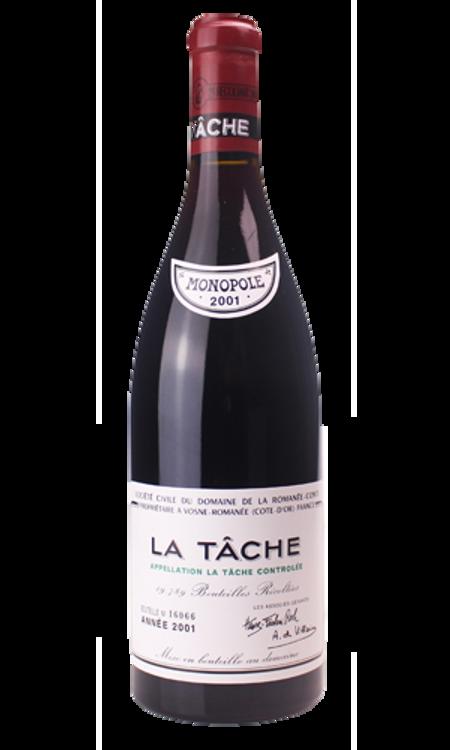Domaine de la Romanee-Conti La Tache Grand Cru Monopole 2002 750ml