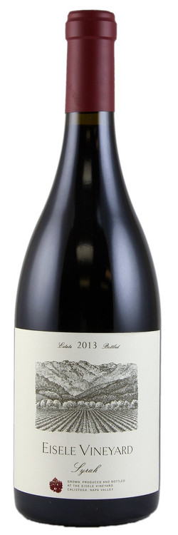 Eisele Vineyard Syrah 2013 750ml (Formerly Araujo Estate)