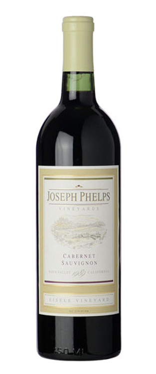 Joseph Phelps Cabernet Sauvignon Eisele Vineyard 1991 750ml