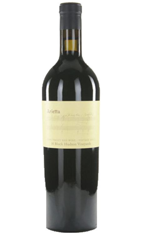 Arietta H Block Hudson Vineyards Proprietary Red 2008 750ml