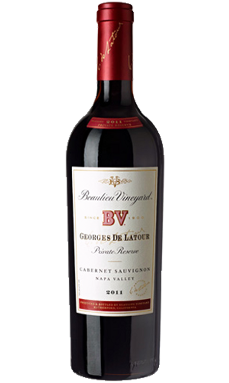 Beaulieu Vineyard Cabernet Sauvignon BV Georges de Latour Private Reserve 2008 750ml