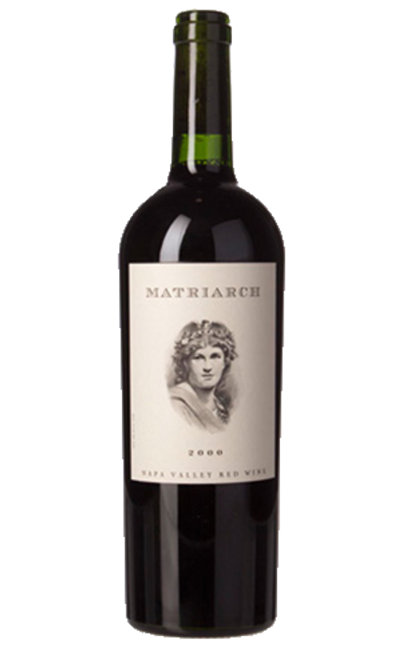 Bond Estates Matriarch Proprietary Red 2008 750ml