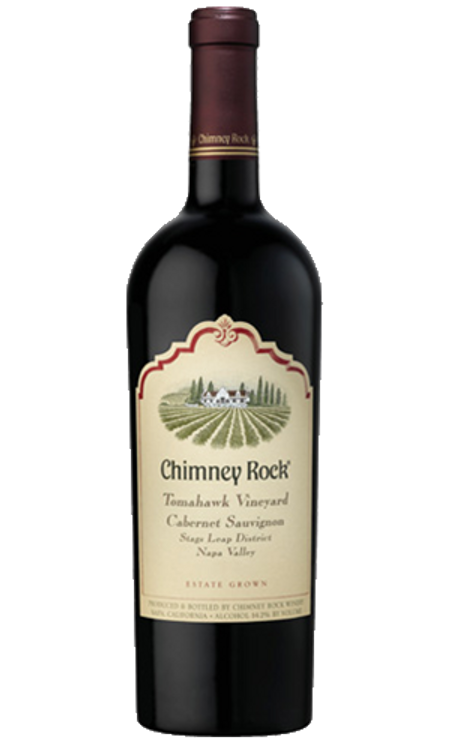 Chimney Rock Cabernet Sauvignon Tomahawk Vineyard 2008 750ml
