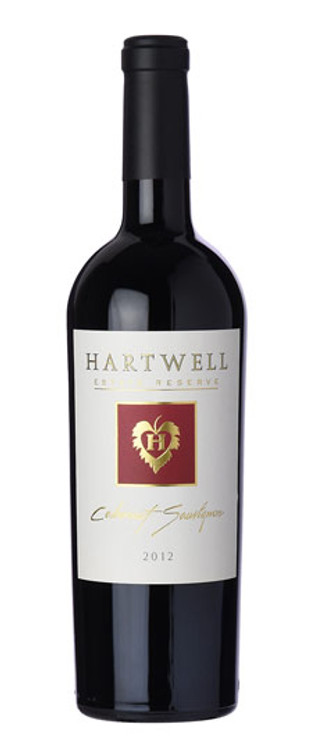 Hartwell Estate Reserve Cabernet Sauvignon Stag's Leap District 2008 750ml