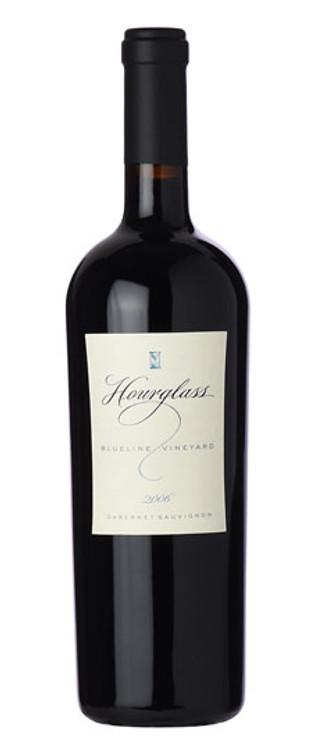 Hourglass Cabernet Sauvignon Blueline Vineyard 2008 750ml