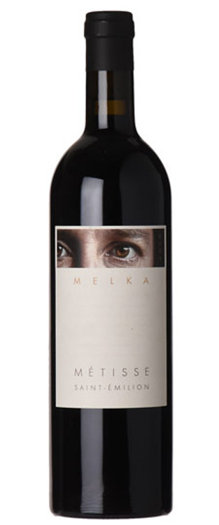 Melka Metisse La Chatelet Vineyard Saint-Emilion Grand Cru 2008 750ml