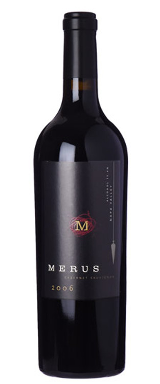 Merus Cabernet Sauvignon Napa Valley 2006 750ml