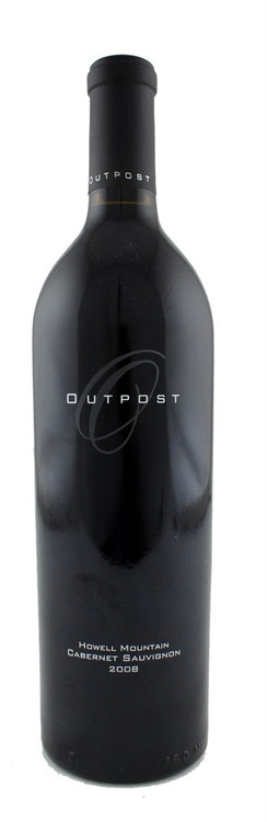 Outpost Cabernet Sauvignon Howell Mountain 2008 750ml