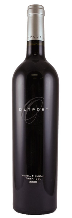 Outpost Zinfandel Howell Mountain 2008 750ml