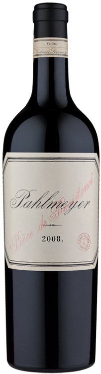 Pahlmeyer Piece de Resistance Cabernet Sauvignon Napa Valley 2008 750ml
