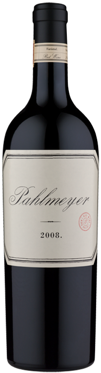 Pahlmeyer Proprietary Red Napa Valley 2008 750ml