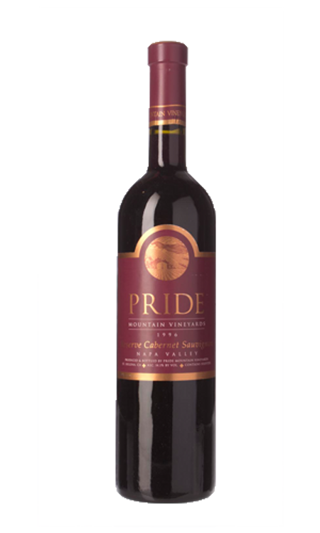 Pride Mountain Vineyards Reserve Cabernet Sauvignon 2006 1500ml