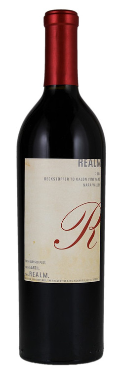 Realm Cabernet Sauvignon Beckstoffer To Kalon Vineyard 2008 750ml