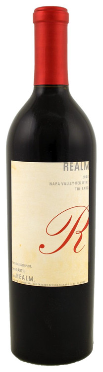 Realm The Bard Proprietary Red Napa Valley 2008 750ml