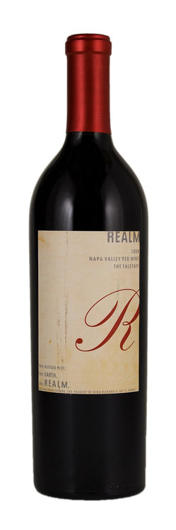 Realm The Falstaff Proprietary Red Napa Valley 2008 750ml