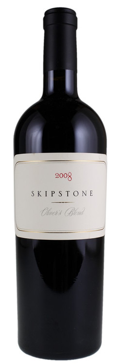 Skipstone Oliver's Blend Cabernet Sauvignon Alexander Valley 2008 750ml