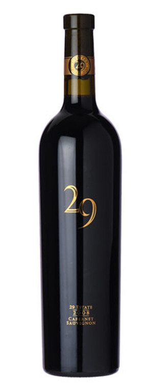Vineyard 29 Cabernet Sauvignon 29 Estate 2008 750ml
