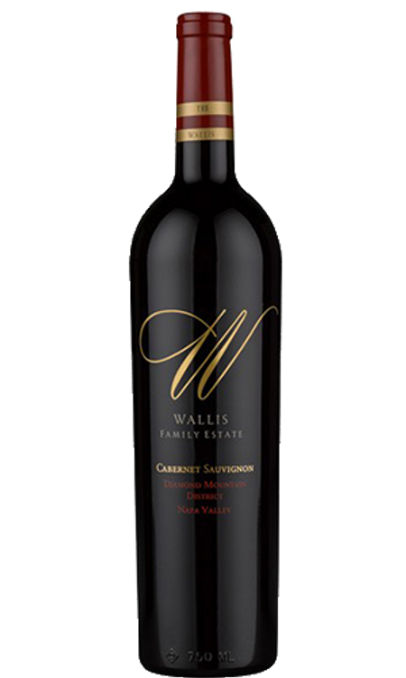 Wallis Family Estate Cabernet Sauvignon Diamond Mountain 2008 750ml