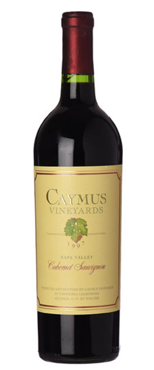 Caymus Cabernet Sauvignon Napa Valley 1997 750ml