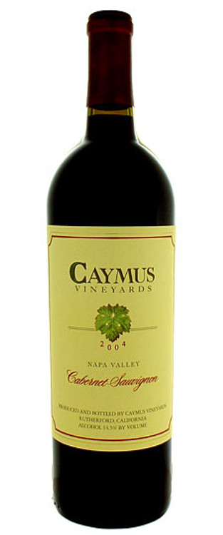 Caymus Cabernet Sauvignon Napa Valley 2004 750ml